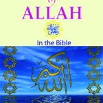 Beautiful Names of Allah Mentioned In The Bible 1
