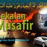 Bekalan Musafir 1
