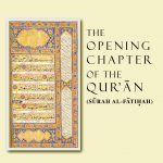 THE OPENING CHAPTER OF QUR'AN 1