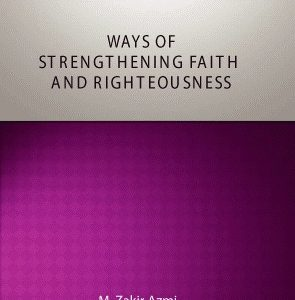 Ways of Strengthening Faith and Righteousness